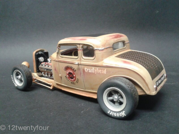 32 Ford Rat Rod 2
