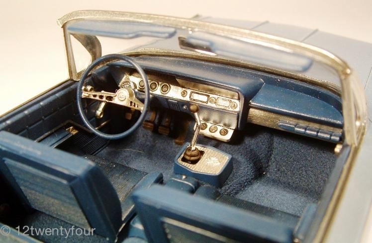 62 Chev Impala Interior