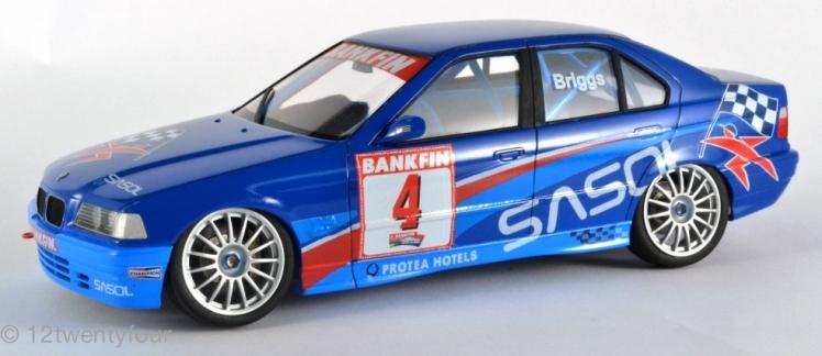 Mike Briggs Sasol BMW 318